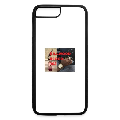 Killwood Blood 902 - iPhone 7 Plus/8 Plus Rubber Case