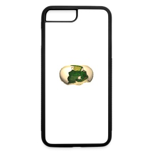 The Emerald Dragon of Nital - iPhone 7 Plus/8 Plus Rubber Case
