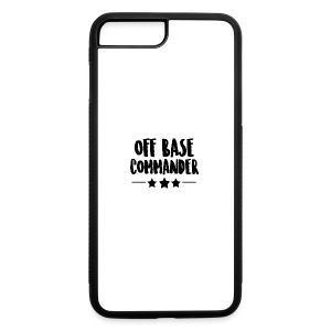 Off Base Commander - iPhone 7 Plus/8 Plus Rubber Case