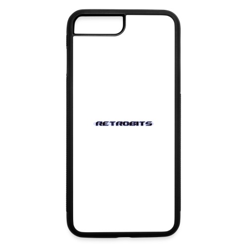 RetroBits Accessories - iPhone 7 Plus/8 Plus Rubber Case