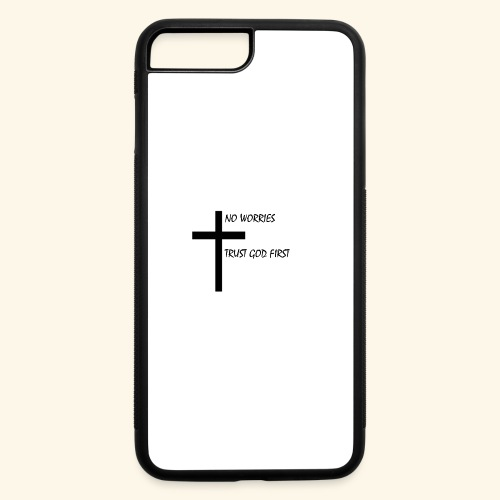 No Worries - iPhone 7 Plus/8 Plus Rubber Case