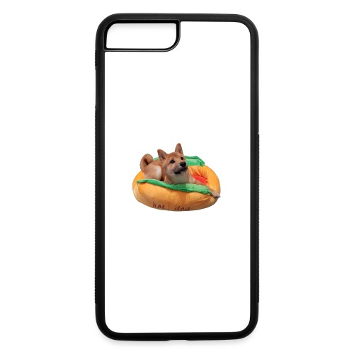 hot doge - iPhone 7 Plus/8 Plus Rubber Case