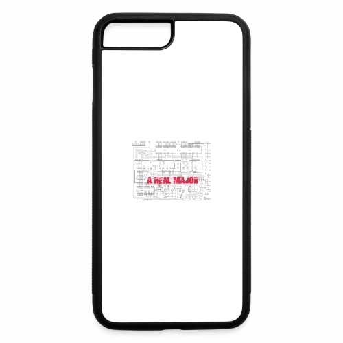 Electrical Engineering T Shirt - iPhone 7 Plus/8 Plus Rubber Case