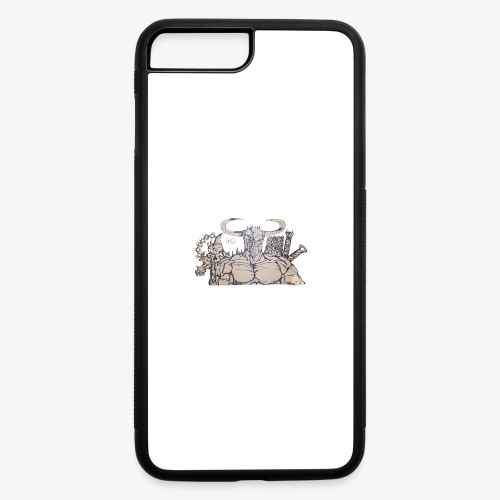 bdealers69 art - iPhone 7 Plus/8 Plus Rubber Case