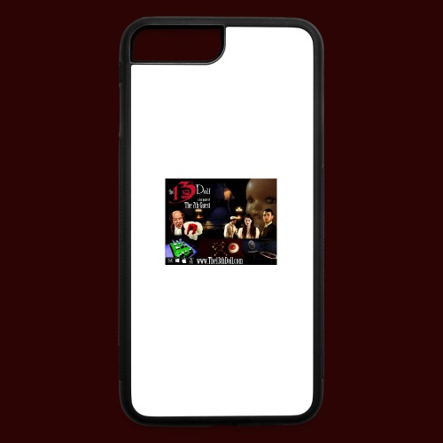 The 13th Doll Cast and Puzzles - iPhone 7 Plus/8 Plus Rubber Case