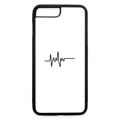 Heartbeat - iPhone 7 Plus/8 Plus Rubber Case
