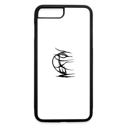 NEXTON OFFICIAL LOGO - iPhone 7 Plus/8 Plus Rubber Case