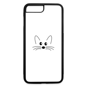 SQLogoTShirt-front - iPhone 7 Plus/8 Plus Rubber Case