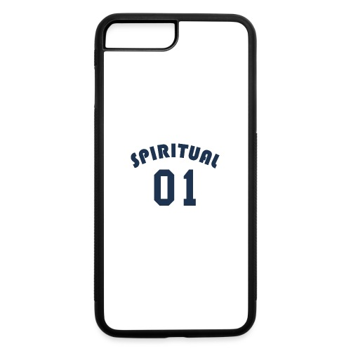 Spiritual One - iPhone 7 Plus/8 Plus Rubber Case