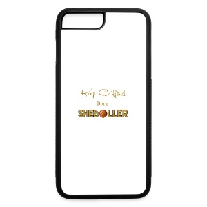 Girl Basketball shirt - iPhone 7 Plus/8 Plus Rubber Case
