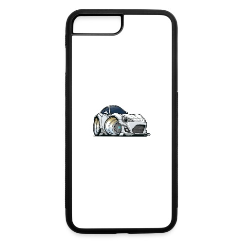Toyota 86 - iPhone 7 Plus/8 Plus Rubber Case