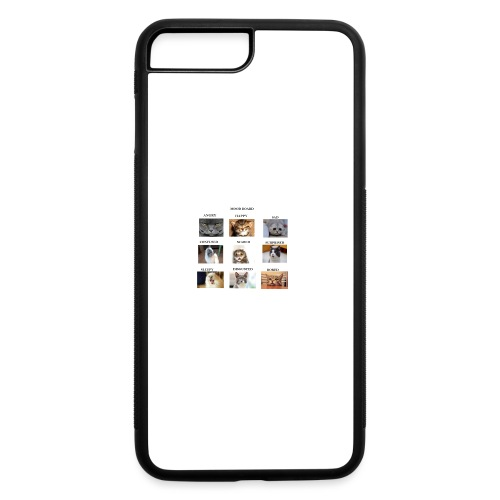 MOOD BOARD - iPhone 7 Plus/8 Plus Rubber Case