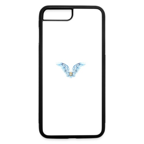 Wings Skull - iPhone 7 Plus/8 Plus Rubber Case