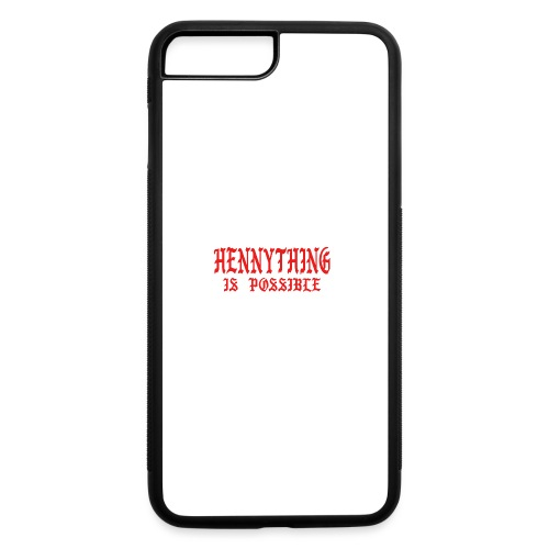 hennythingispossible - iPhone 7 Plus/8 Plus Rubber Case