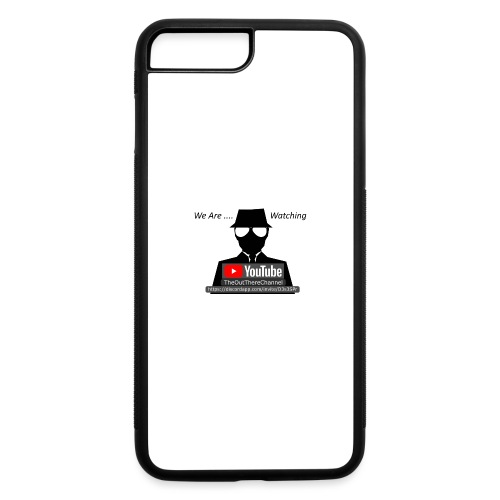 MibTheOutThereChannel v2 2019 Transparent - iPhone 7 Plus/8 Plus Rubber Case