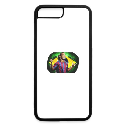 Ronaldinho Brazil/Barca print - iPhone 7 Plus/8 Plus Rubber Case