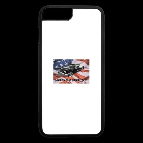 World's Best Muscle Cars - iPhone 7 Plus/8 Plus Rubber Case