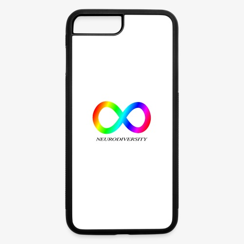 Neurodiversity - iPhone 7 Plus/8 Plus Rubber Case