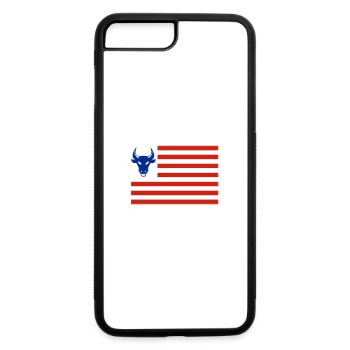 PivotBoss Flag - iPhone 7 Plus/8 Plus Rubber Case