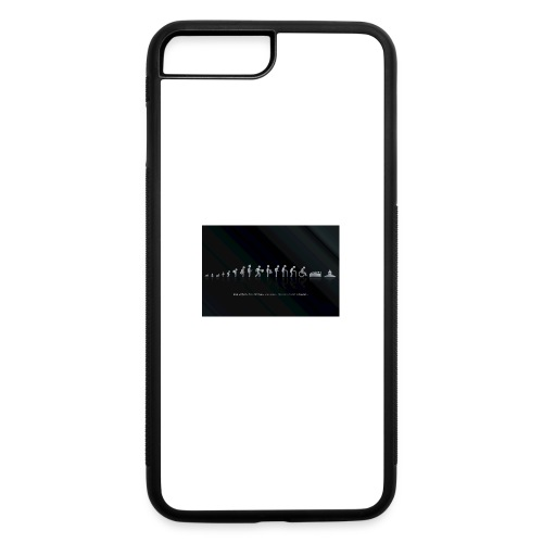 DIFFERENT STAGES OF HUMAN - iPhone 7 Plus/8 Plus Rubber Case