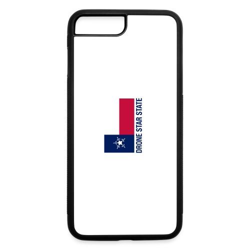 Drone Star State - Long Sleeve - iPhone 7 Plus/8 Plus Rubber Case