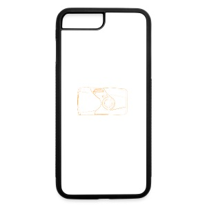 GAS - Olympus Stylus Epic - iPhone 7 Plus/8 Plus Rubber Case
