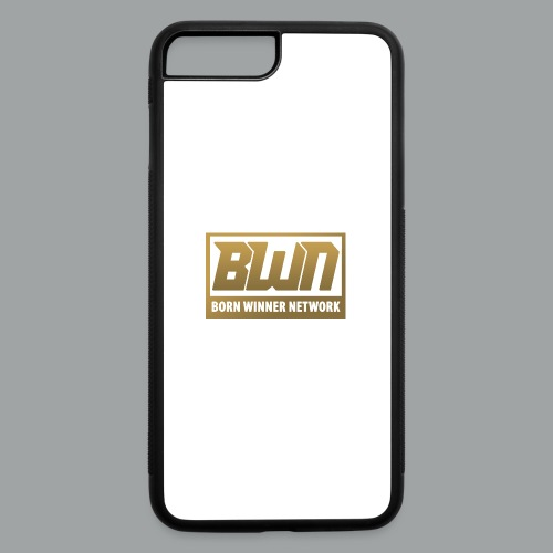 BWN (Gold) - iPhone 7 Plus/8 Plus Rubber Case