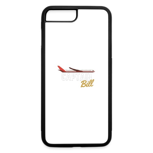 Captain Bill Avaition products - iPhone 7 Plus/8 Plus Rubber Case
