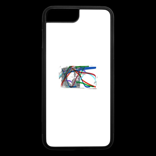 scotts art - iPhone 7 Plus/8 Plus Rubber Case