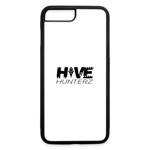 Hive Hunterz Black Logo - iPhone 7 Plus/8 Plus Rubber Case
