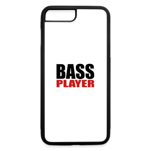 Bass Player - iPhone 7 Plus/8 Plus Rubber Case