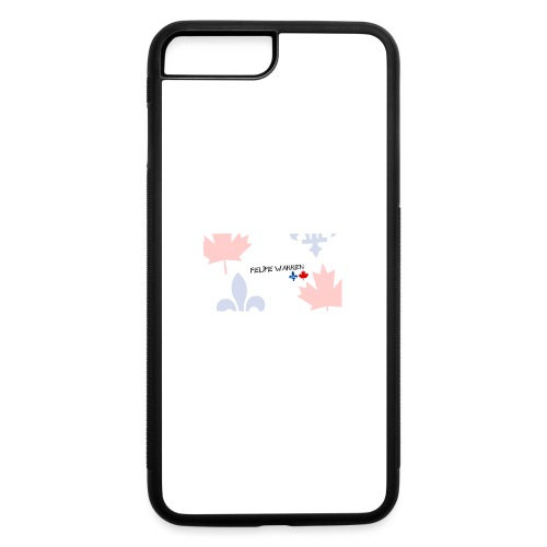 Logo do Canal - iPhone 7 Plus/8 Plus Rubber Case