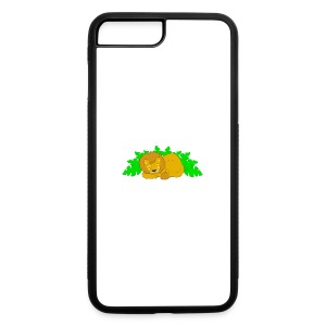 Sleeping Lion - iPhone 7 Plus/8 Plus Rubber Case