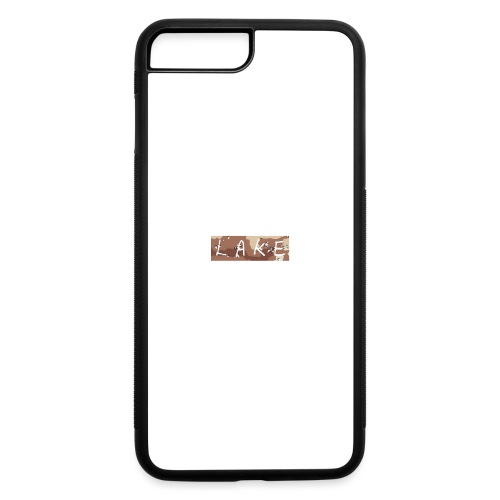 LAKE_LOGO2 - iPhone 7 Plus/8 Plus Rubber Case