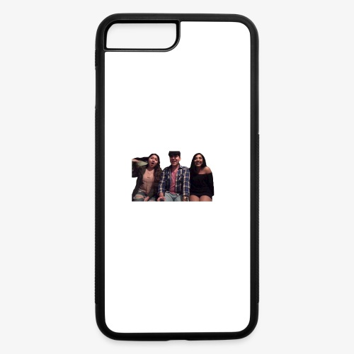 Fido, Cindy, and Tania - iPhone 7 Plus/8 Plus Rubber Case