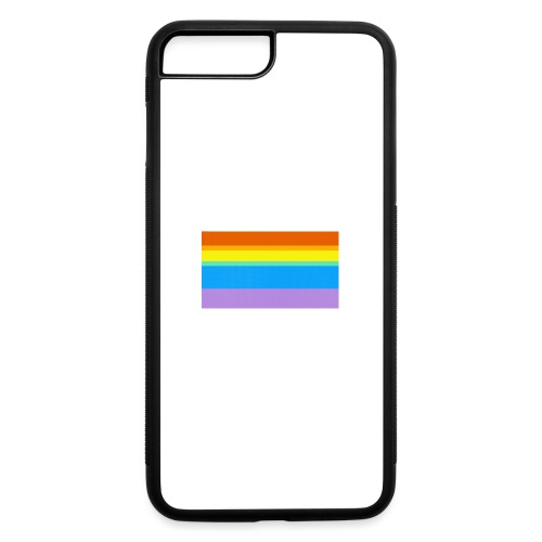Modern Rainbow II - iPhone 7 Plus/8 Plus Rubber Case