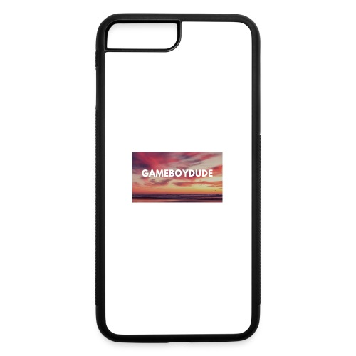 GameBoyDude merch store - iPhone 7 Plus/8 Plus Rubber Case