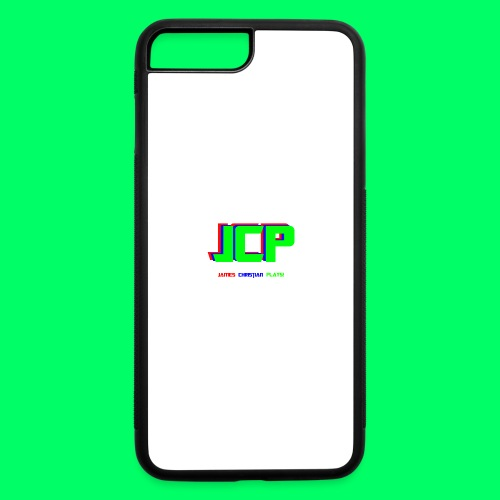 James Christian Plays! Original Set - iPhone 7 Plus/8 Plus Rubber Case