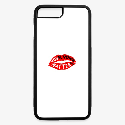 Your Voice Matters - iPhone 7 Plus/8 Plus Rubber Case