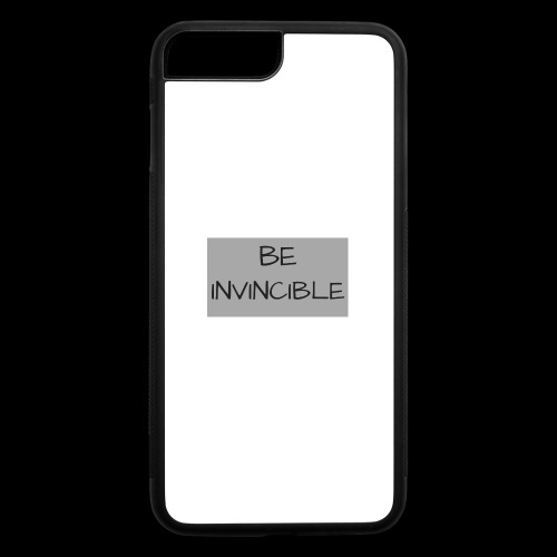 INVINCIBLE ACCESSORIES - iPhone 7 Plus/8 Plus Rubber Case