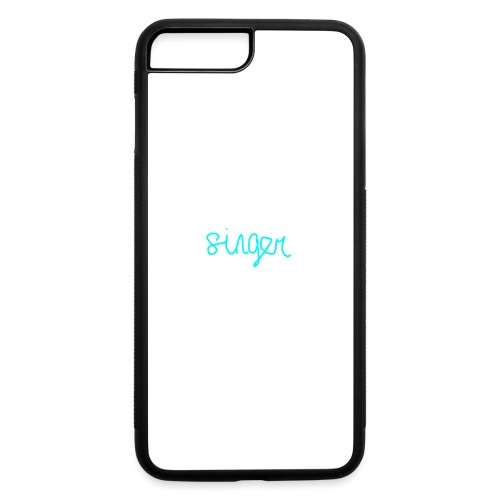 SINGER - iPhone 7 Plus/8 Plus Rubber Case