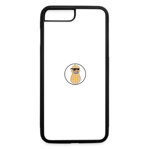Salty Peanut - iPhone 7 Plus/8 Plus Rubber Case