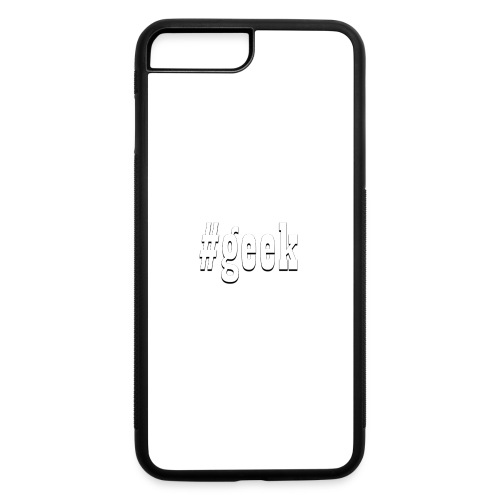 Perfect for the geek in the family - iPhone 7 Plus/8 Plus Rubber Case