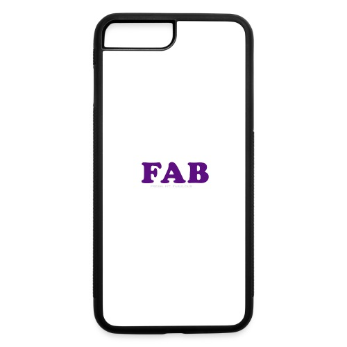FAB Tank - iPhone 7 Plus/8 Plus Rubber Case