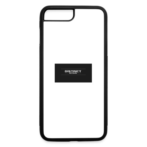 District apparel - iPhone 7 Plus/8 Plus Rubber Case