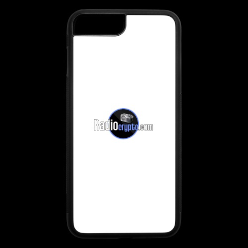RadioCrypto Logo 1 - iPhone 7 Plus/8 Plus Rubber Case
