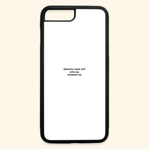 All Careless - iPhone 7 Plus/8 Plus Rubber Case