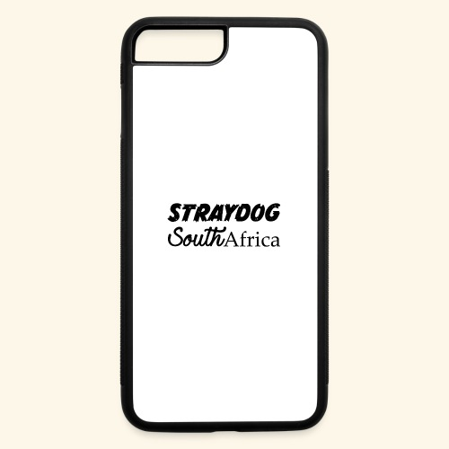 straydog clothing - iPhone 7 Plus/8 Plus Rubber Case