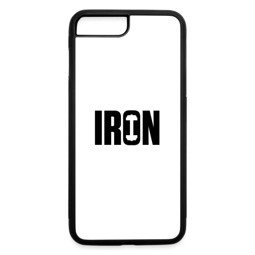 IRON WEIGHTS - iPhone 7 Plus/8 Plus Rubber Case