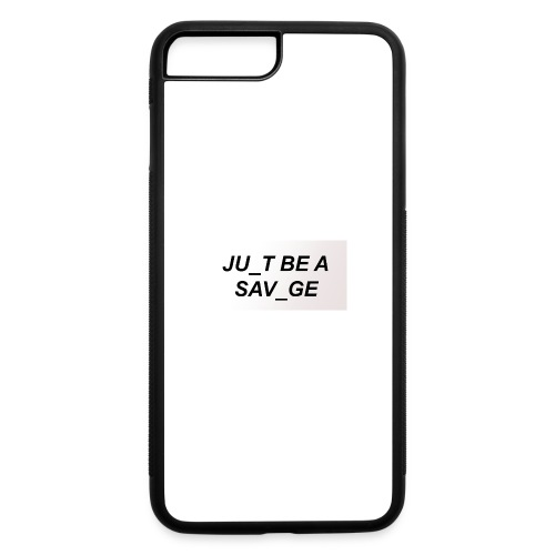 JU_T B A SVG - iPhone 7 Plus/8 Plus Rubber Case